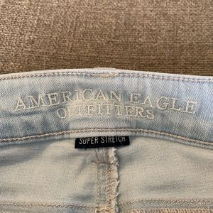 American Eagle Outfitters Jeans - America Eagle Super Low Jegging Jeans